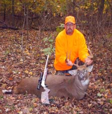 Kentucky Muzzleloader Buck